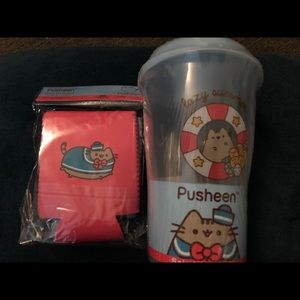 Two items from Pusheen Box Exclusive